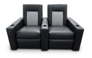 Fortress 2 gekoppelde stoelen